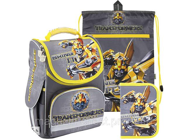 бу Рюкзак в комплекте 3 в 1 Transformers KITE TF18-501S-1+601M-3+622-1 в Киеве