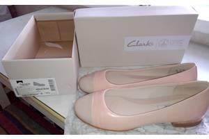 Новые Женские балетки Clarks