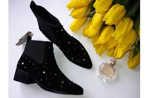 Новые Женские ботинки и полуботинки Stradivarius