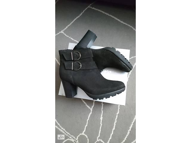 98c747bd Ботинки женские на флисе натуральный замш р. 38- объявление о продаже в  Запорожье