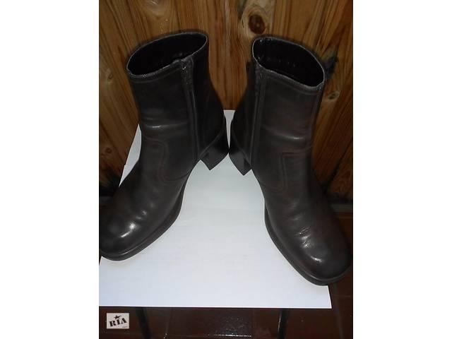 Шкіряні чоботи італійського бренду CARMENS - Жіноче взуття в Києві ... 088a6ec2589aa