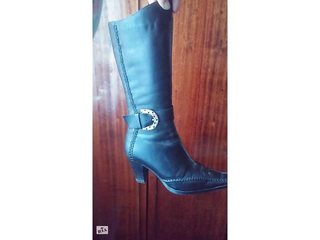 Шкіряні зимові чоботи - Жіноче взуття в Вінниці на RIA.com a10fcf514d27c