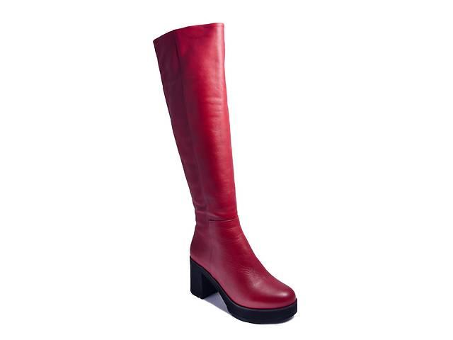 Чоботи VIKO 11-13-21 37 Червоні (SP00002880-37) - Жіноче взуття в ... 1409979ab4320