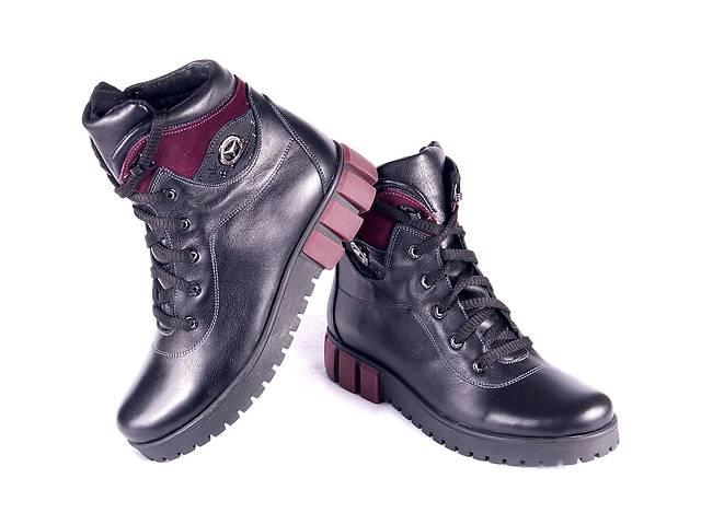 купить бу Женские ботинки зимние 00280 в Мелитополе