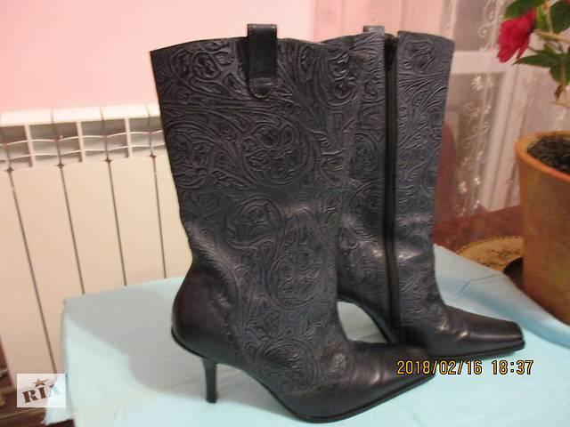 Жіночі шкіряні чоботи Barrats Англія 8 розмір - Жіноче взуття в ... beeb06c7f90f8