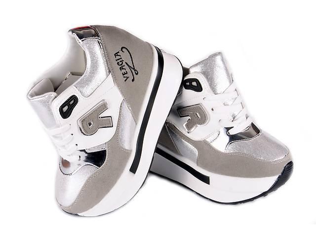 Жіночі кросівки на платформі 00340 - Жіноче взуття в Мелітополі на ... f109695c52594