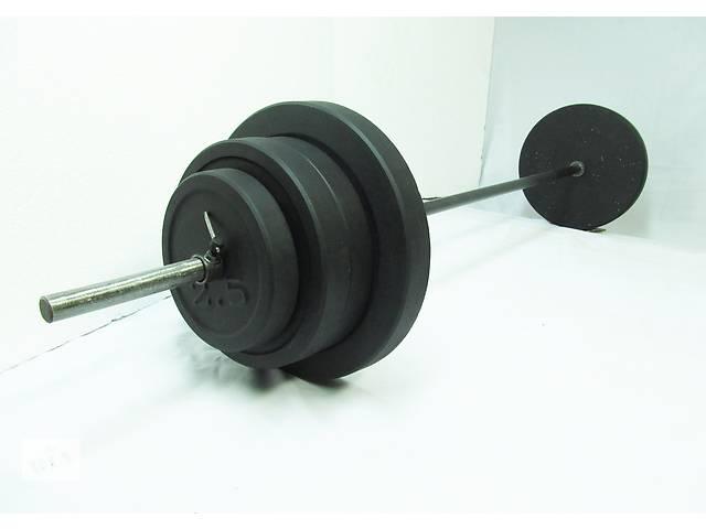 купить бу Штанга разборная 115 кг в Николаеве