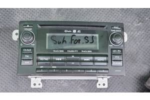 Штатная аудио система Subaru Forester (SJ) Субару Форестер 12-18  s13 usa