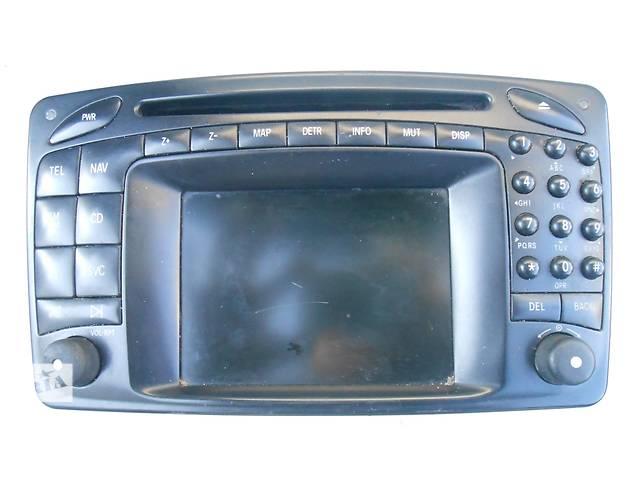 продам Штатная магнитола Mercedes Vito (Viano) Мерседес Вито (Виано) V639 (109, 111, 115, 120) бу в Ровно