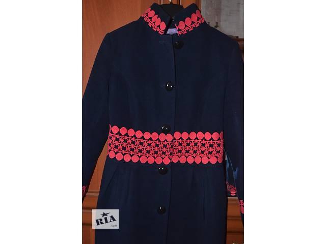 Шикарное пальто осень-зима- объявление о продаже  в Черновцах