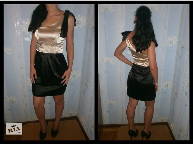 продам Шикарное вечернее платье бу в Киеве