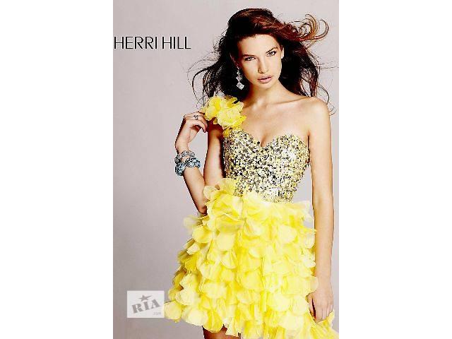 купить бу Платье на выпускной Sherri Hill  в Виннице