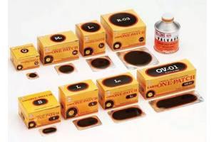 Шиноремонтные материалы для ремонта шин и камер MARUNY Япония