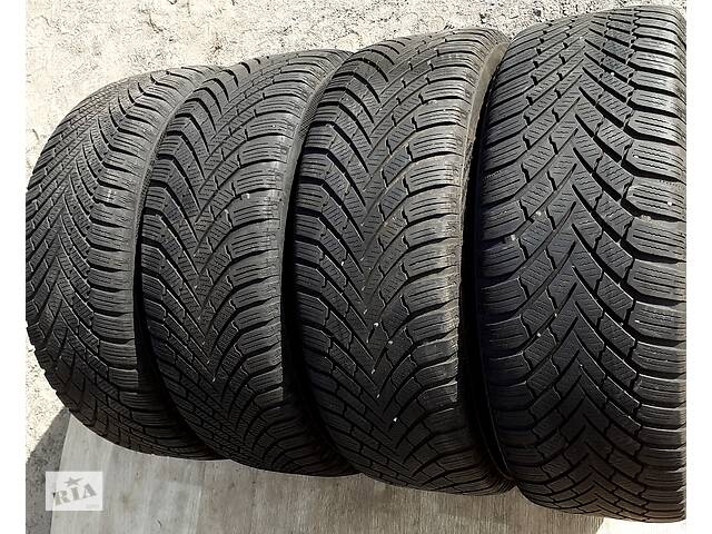 продам *Шини 205/55/16 Continental ContiWinterContact TS860 4х6-5.5 mm протектор зимова гума бу в Львове