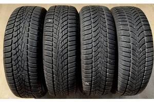 Шини 215/65/16 Dunlop WinterSport 4D 2х7,5мм 2x6. 5mm протектор зимова гума