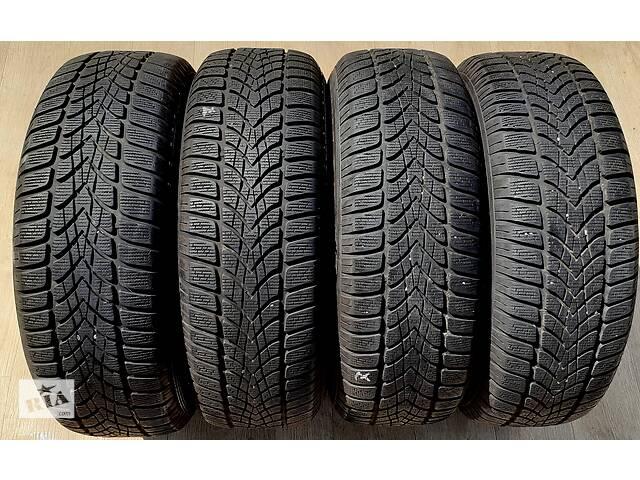Шини 215/65/16 Dunlop WinterSport 4D 2х7,5mm 2x6.5mm протектор зимова гума- объявление о продаже  в Львове