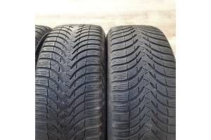 Шини 225/55/16 Michelin Alpin A4  2х6mm протектор зимова гума