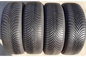 Шины зимние 205/60/16 Michelin Alpin A5 4х8мм зимние