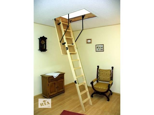 продам Складная чердачная лестница Oman Prima бу в Киеве