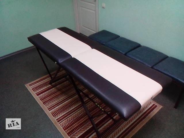 продам Стол (кушетка) для массажа и косметологии бу в Харькове