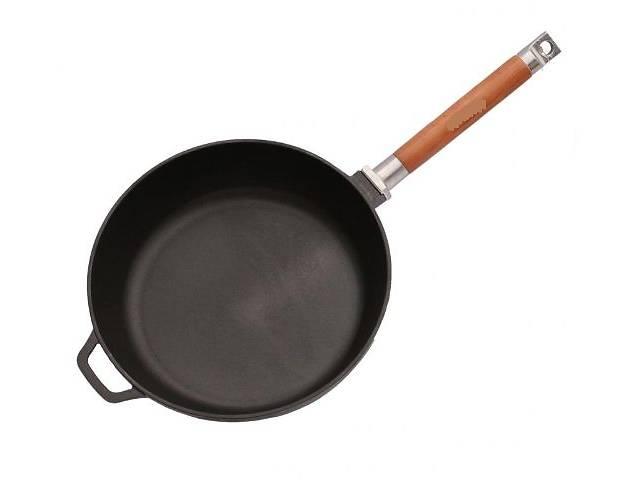 Сковорада чугунная со сьёмной ручкой 260мм , , Классик, ,- объявление о продаже  в Запорожье