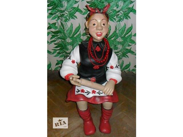 бу Скульптура из пенопласта, пенополистирола. Изготовление. в Киеве