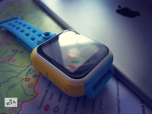 продам Smart baby watch Q200 Оригинал! Детские GPS часы бу в Харькове