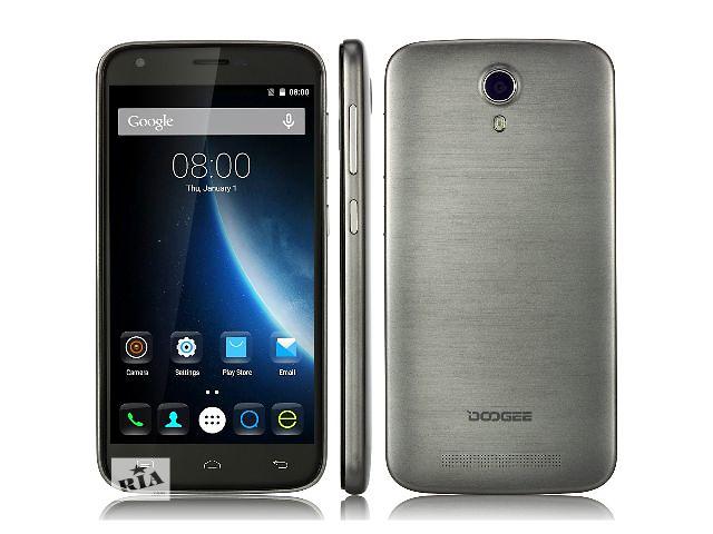 бу Смартфон Doogee Y100 Pro Quad Core MT6735 64bit, 1280x720, 2/16Gb + 2Бампера в Львове