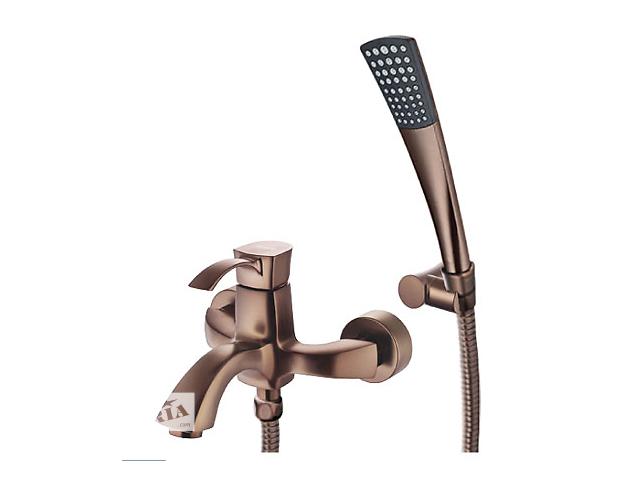 продам Смеситель для ванны Welle Odelia BE23202RC-H21155-CN1303,  тёмная бронза бу в Одессе