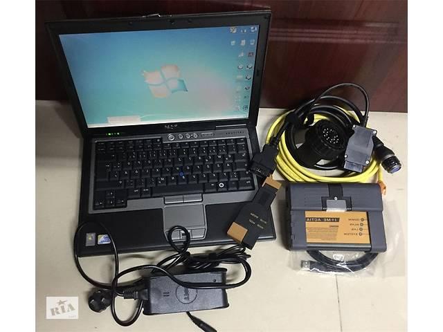 бу Комплект для диагностики BMW, Mini. Ноутбук Dell бу, ICOM, установленные программы в Днепре (Днепропетровск)