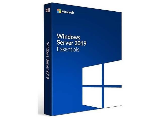продам ПО Microsoft Windows Svr Essentials 2019 64Bit Russian DVD 1-2CPU (G3S-01308) бу в Киеве