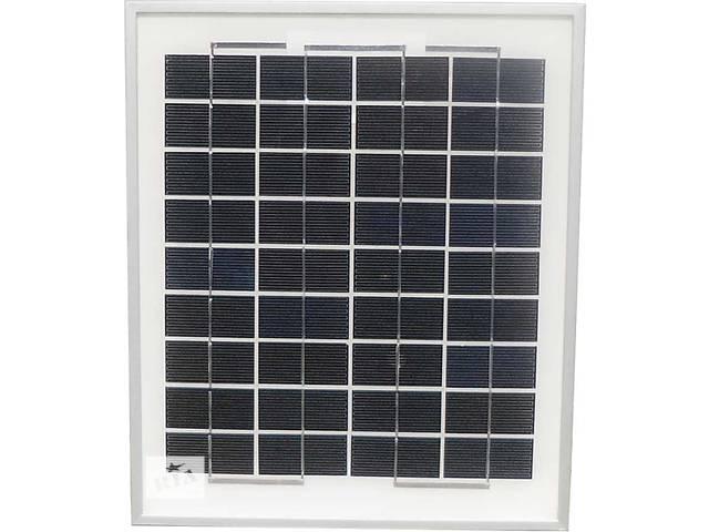 купить бу Солнечная батарея 10Вт 12В поликристаллическая в Запорожье