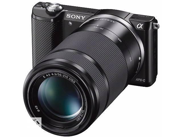 продам Sony Alpha a5000 (білий і срібний) бу в Мостиске