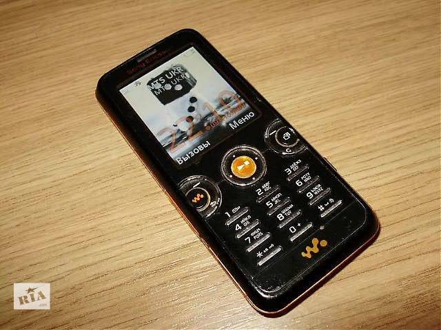 бу Sony Ericsson W610i оригинал в Киеве