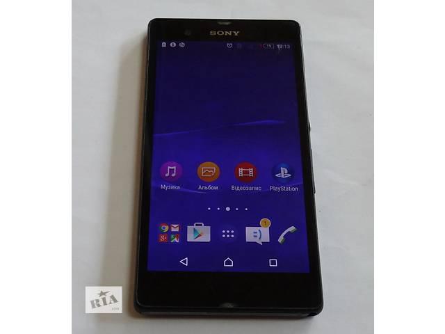 бу Sony Xperia Z C6602 Black Оригинал! C6603 в Киеве