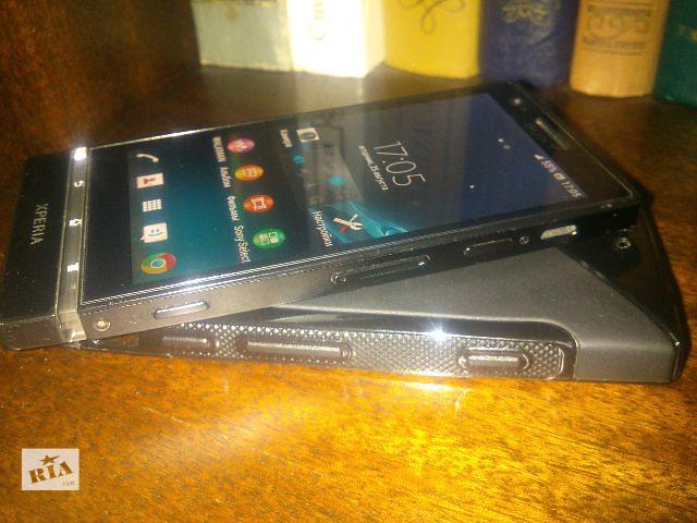 купить бу Sony Xperia в Чернигове