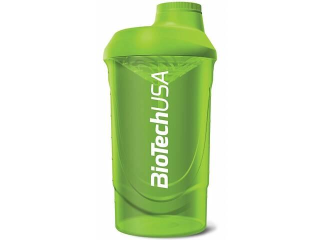 """Шейкер Shaker Wave BioTech USA """"Grass Green"""" 600мл- объявление о продаже  в Мариуполе"""
