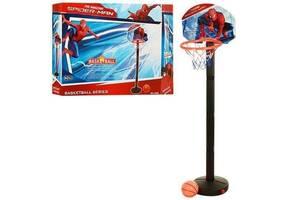 Баскетбольное кольцо Человек Паук M 3340 на стойке