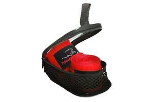 Бинти для боксу PowerPlay 3046 Червоні 2,5м SKL24-143771