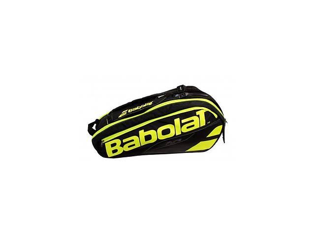 Чехол Babolat RH X 6 Pure black/fluo yellow- объявление о продаже  в Одессе