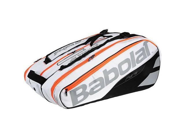 бу Чехол для теннисных ракеток BABOLAT X12 PURE WHITE в Одессе