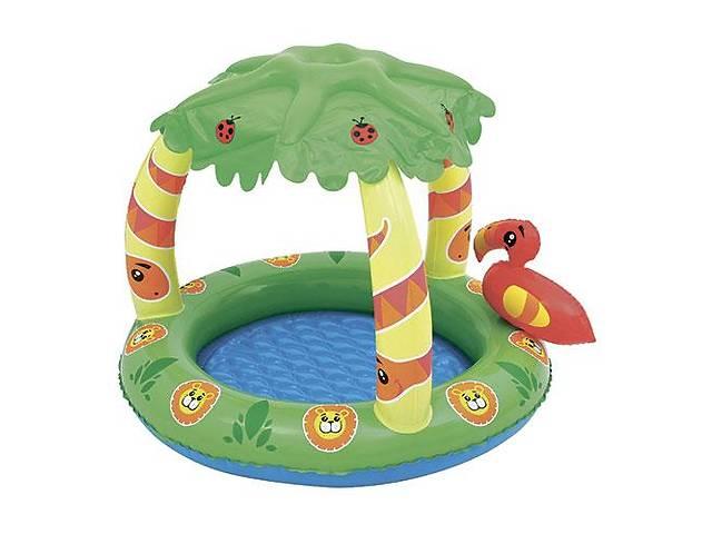 Детский надувной бассейн Bestway 52179 Джунгли 99х91х71см 26л- объявление о продаже   в Украине