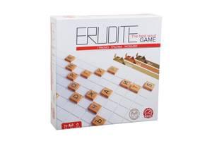 Настольная игра Arial ERUDITE (Ерудит три языка) 910466