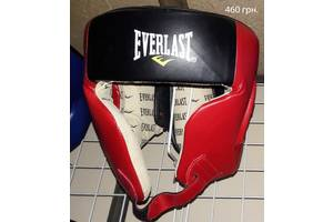 Новые Боксерские шлемы Everlast