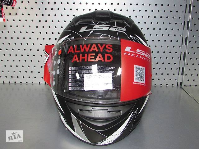 бу Шлем LS2 Rookie FF332 Brilliant matt в Мукачево