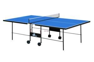 Теннисный стол для помещений Athletiс Premium (синий) Gk-3.18