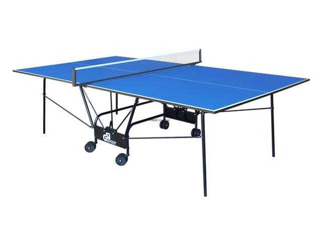 Теннисный стол для помещений Compact Light (синий) Gk-4