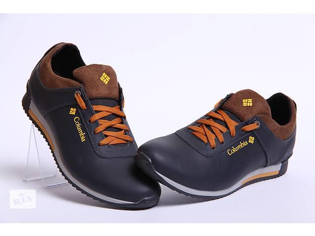 Спортивні шкіряні туфлі   кросівки - Чоловіче взуття в Вознесенську ... 990743792a272