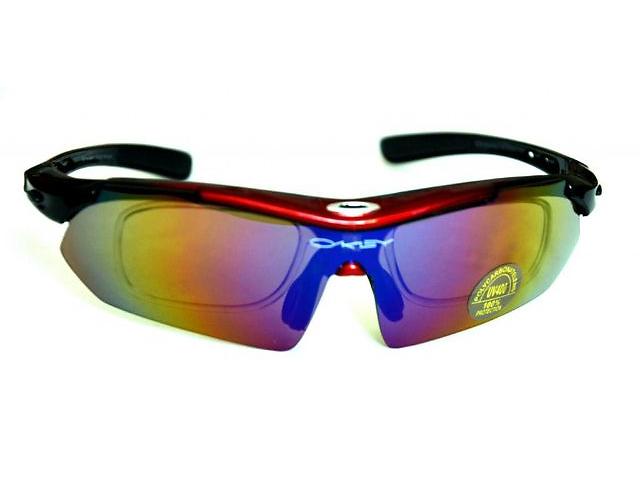 Спортивные солнцезащитные очки со сменными линзами- объявление о продаже  в Славянске