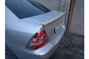 Спойлер для Toyota Corolla 9